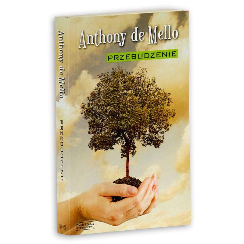 """""""Przebudzenie"""" Anthony de Mello – recenzja autorstwa Joanny Hadam"""